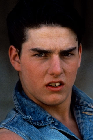 Tom Cruise Crooked Teeth