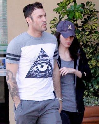 Brian Austin Green Illuminati Shirt