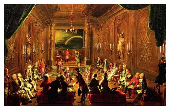 Mozart Vienna Lodge