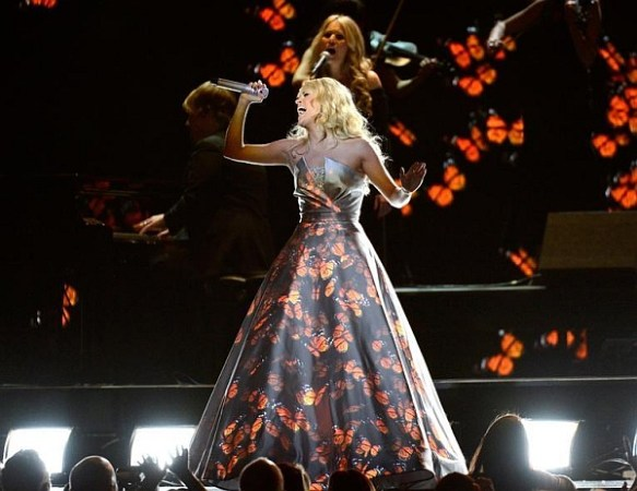 Carrie Underwood Monarch