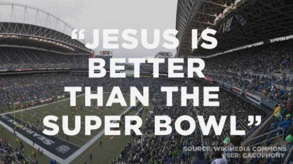 Team Jesus Seattle