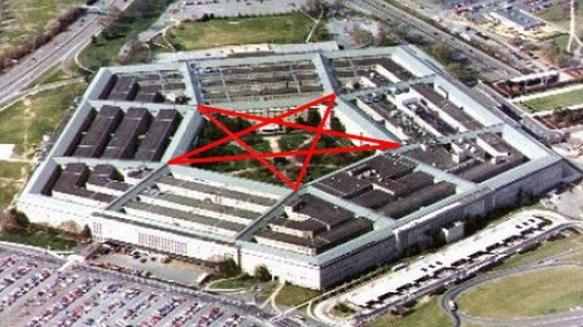 Pentagon Pentagram