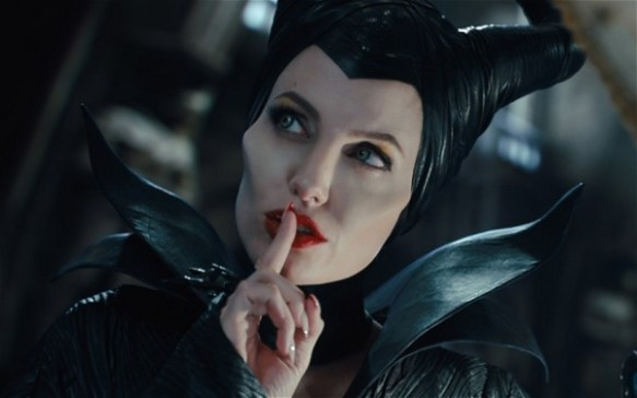 Angelina Jolie Shh