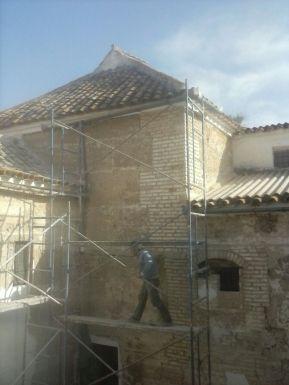 Reforma fachada piedra
