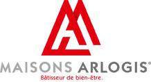 LOGO 1 MAISON ARLOGIS-01 ROUGE - copie-3