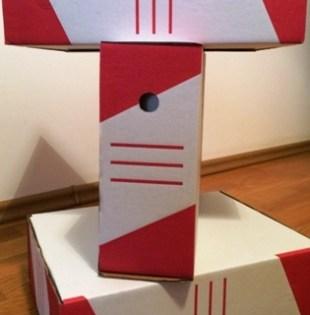 Cutia rigidă