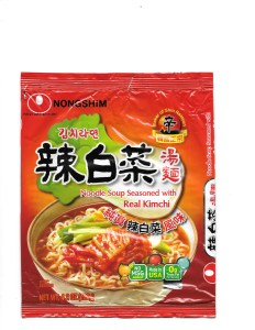 nongshim real kimchi