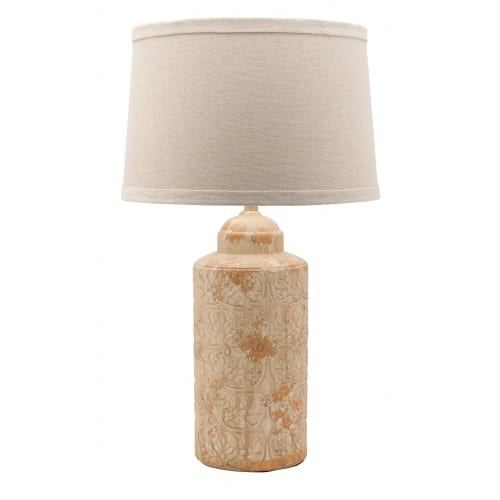 Ahamer Aged New Table Lamp