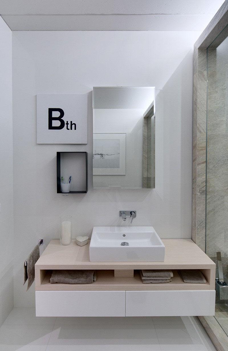 Fullsize Of Contemporary Bathroom Shelves