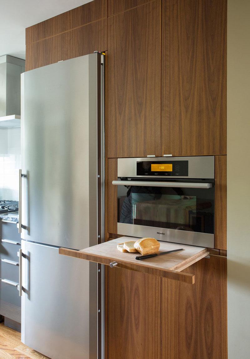 Eye Kitchen Design Idea Counters A Wooden Kitchen Design Idea Counters Contemporist Small Kitchen Counter Lamp Small Kitchen Counters Ideas kitchen Small Kitchen Counters