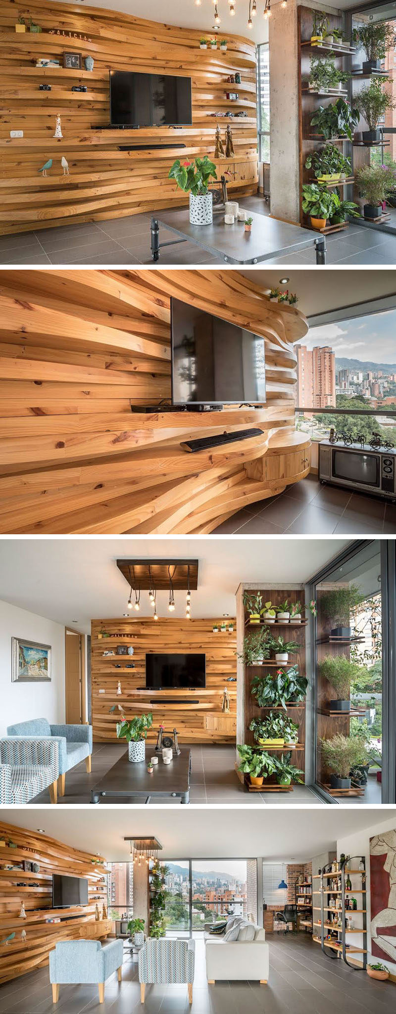 Large Of Wood Accent Wall