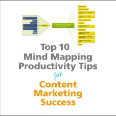 mind mapping productivity tips - cover image