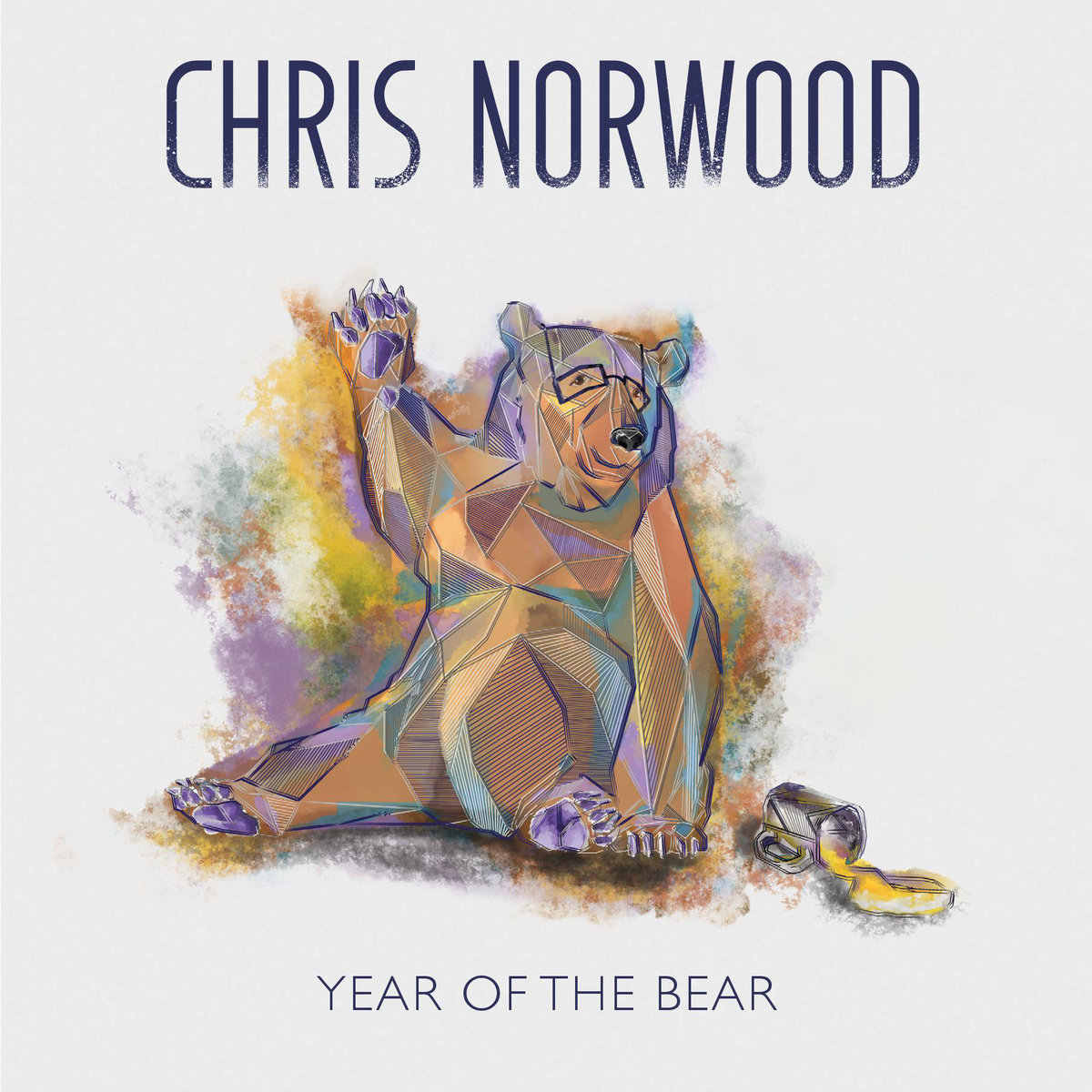 Chris Norwood Year of the Bear LRG