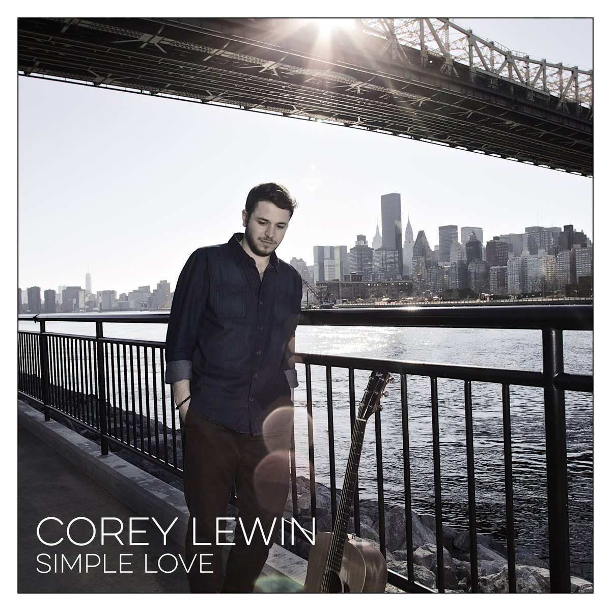 Corey Lewin Simple Love LRG