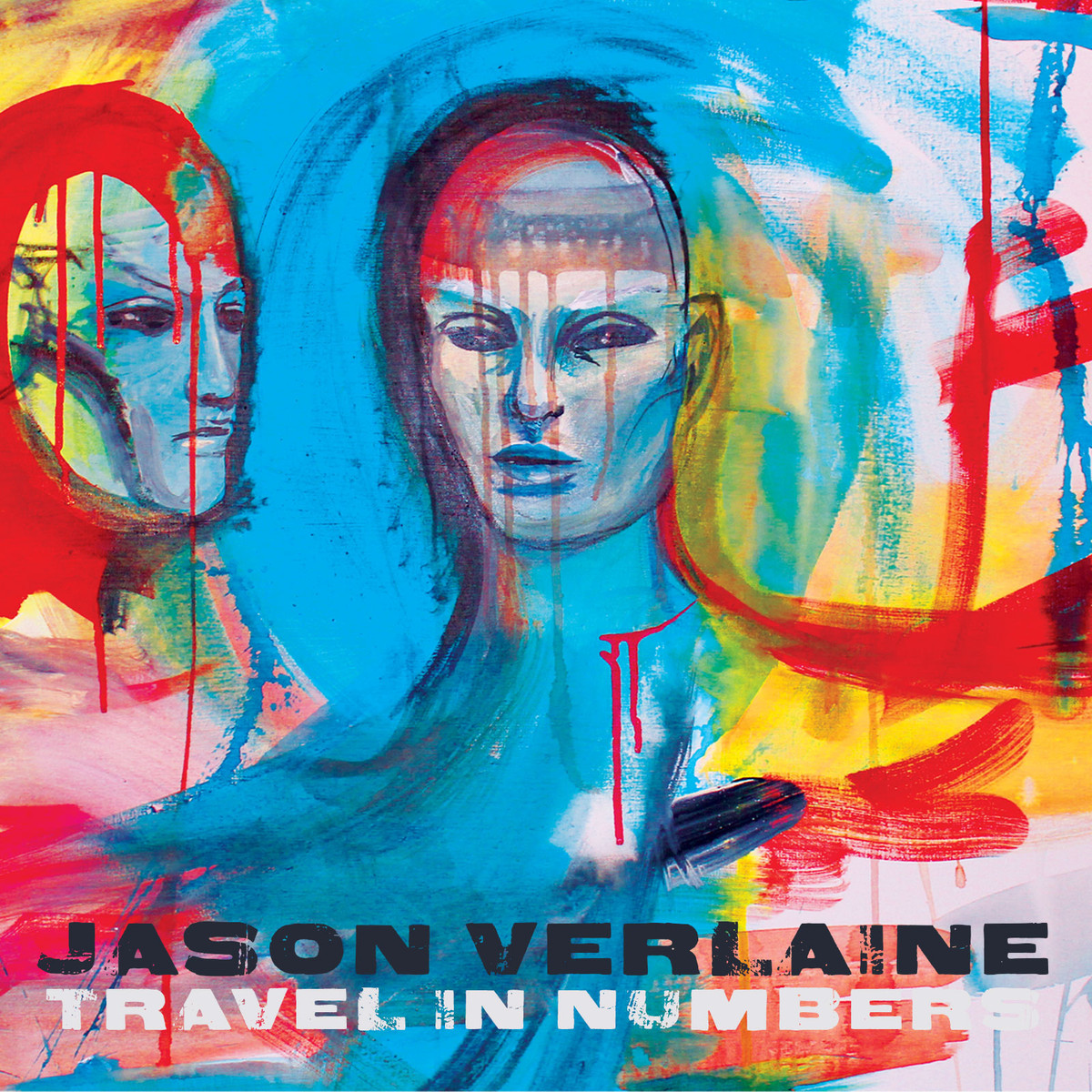 Jason Verlaine Travel in Numbers LRG