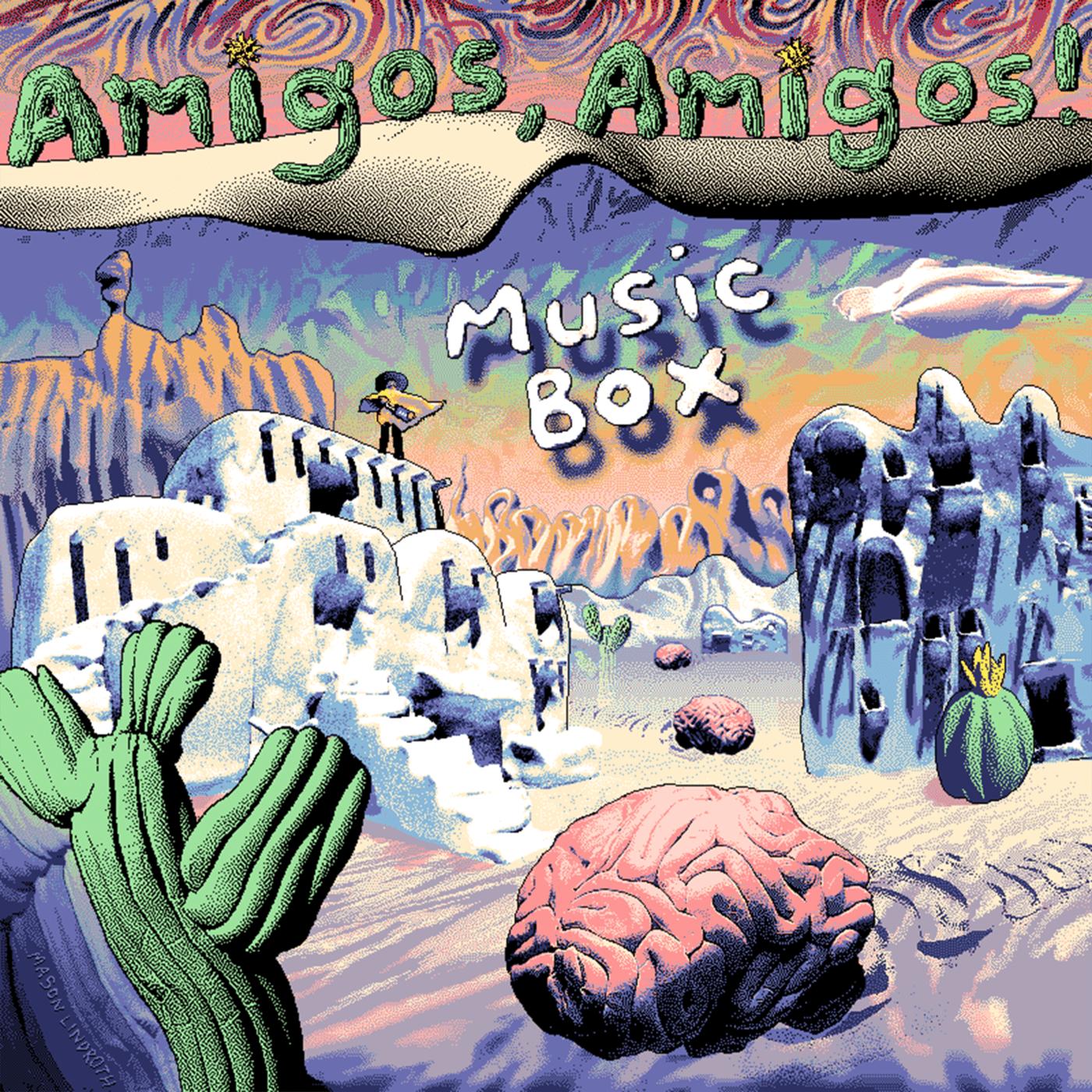 Amigos Amigos MusicBox LRG