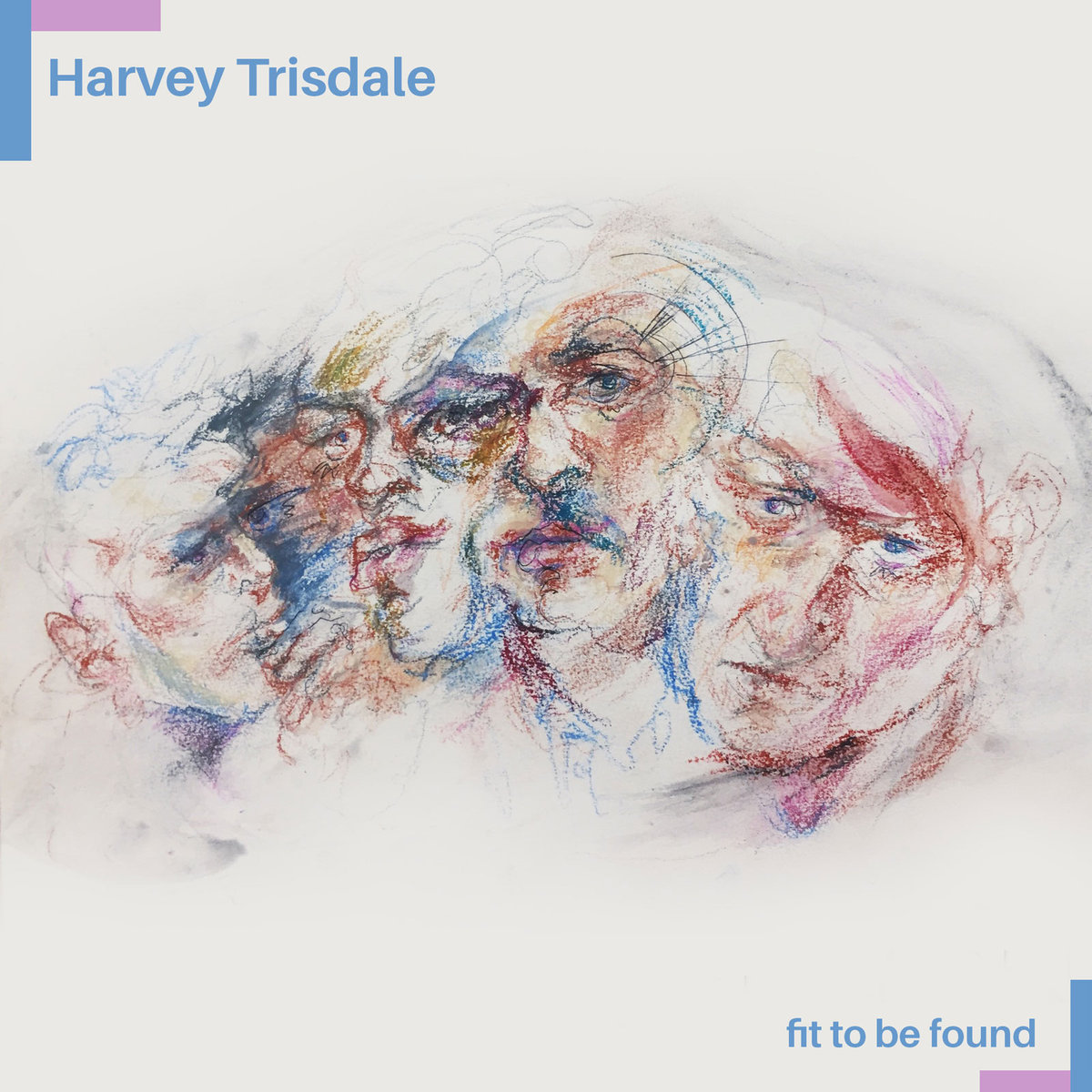 Harvey Trisdale Fit to be Found LRG