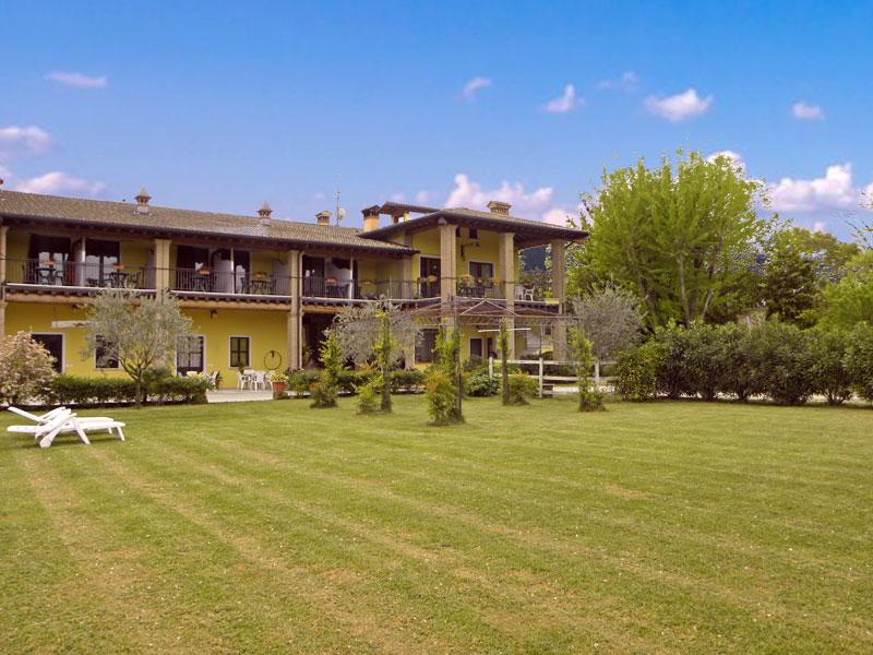 Agriturismo Cascina Reciago - Lago di Garda