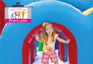 Area Giochi Bambini Ponyland - Contrada la Cavallina