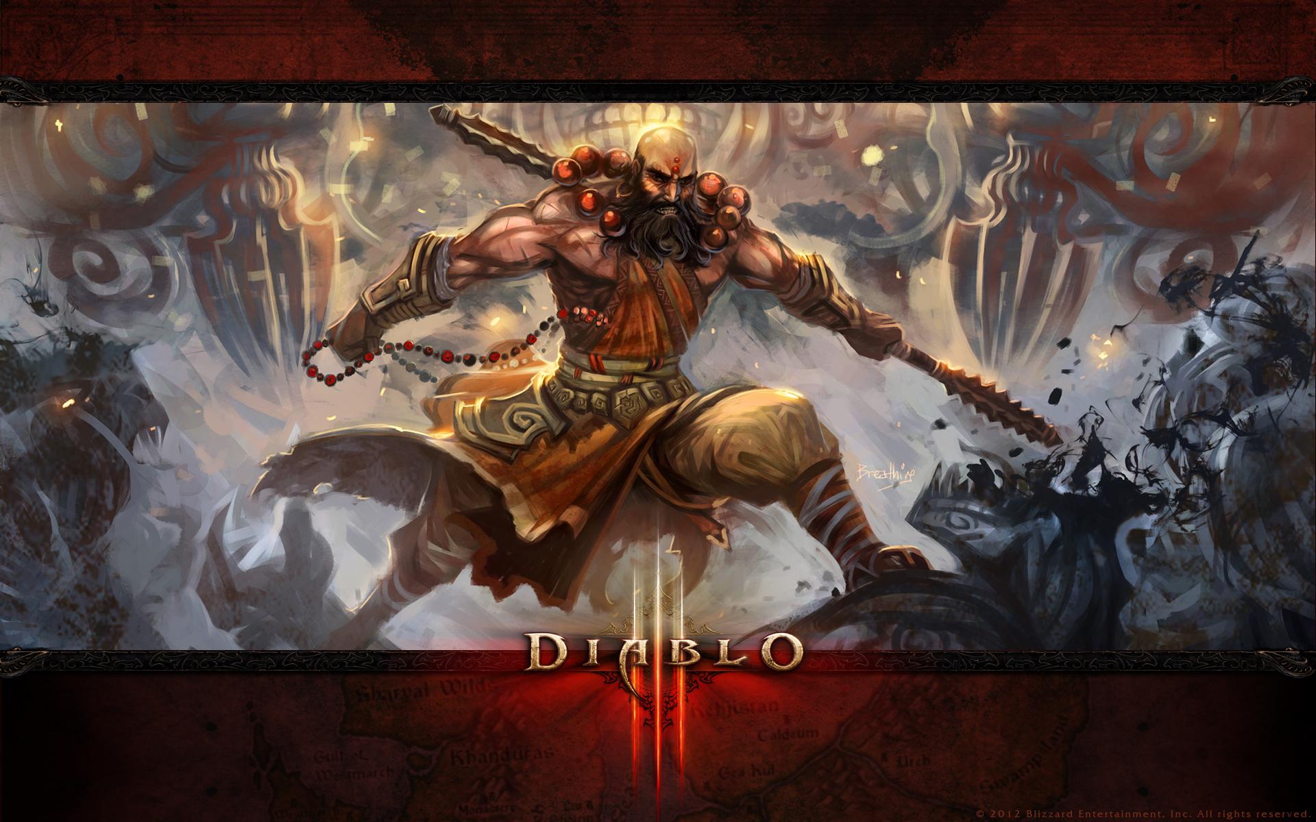 Diablo III Character Videos
