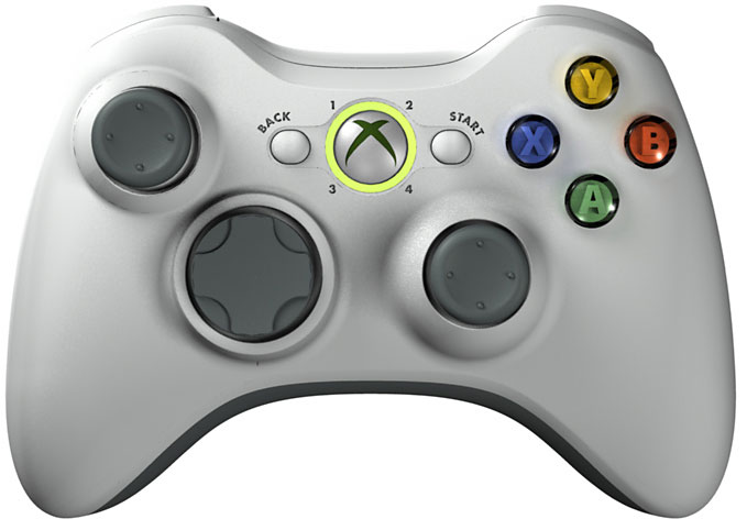 Use an Xbox 360 Controller with Mac Games