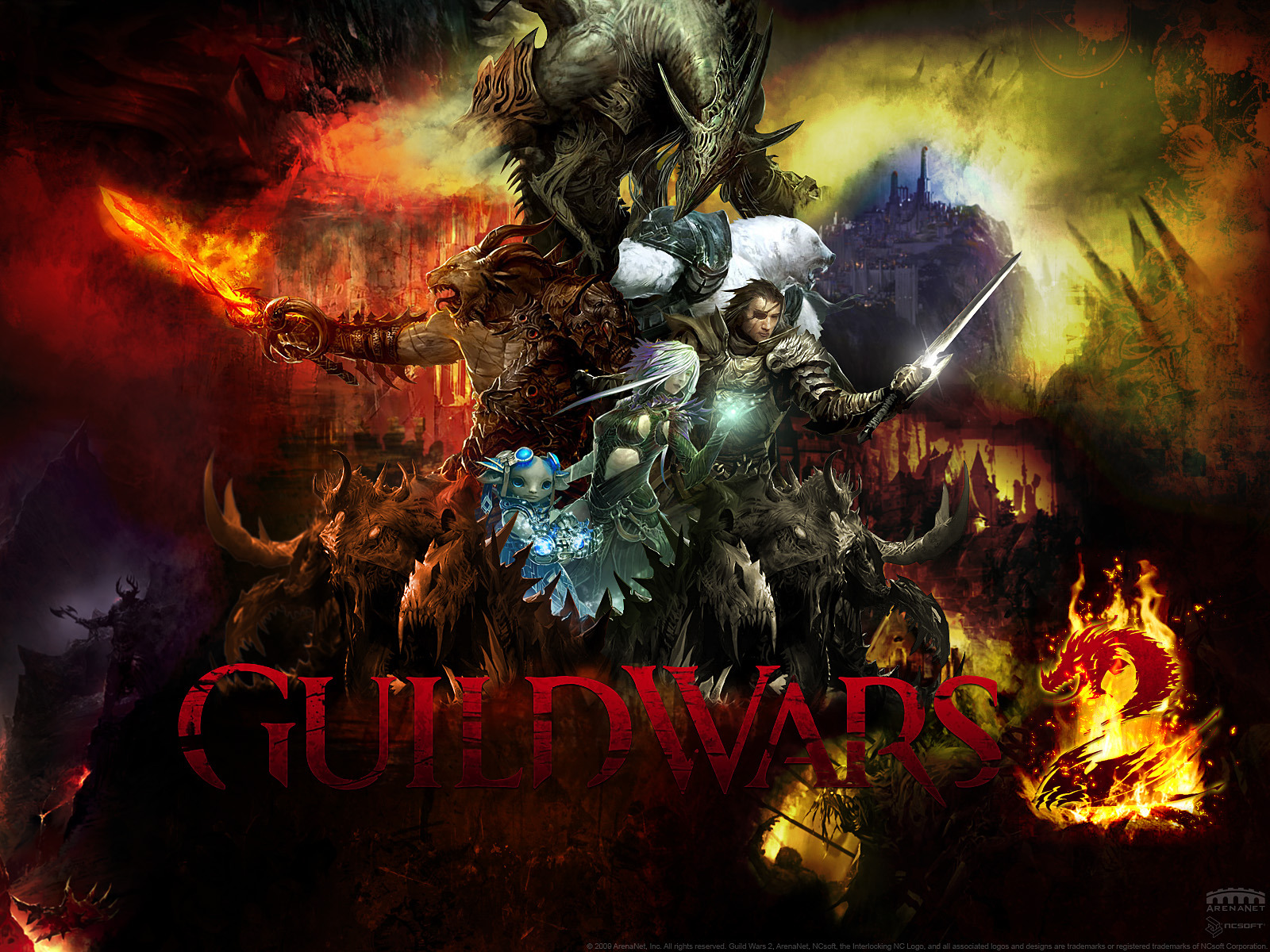 Guild Wars 2 beta client available on Mac