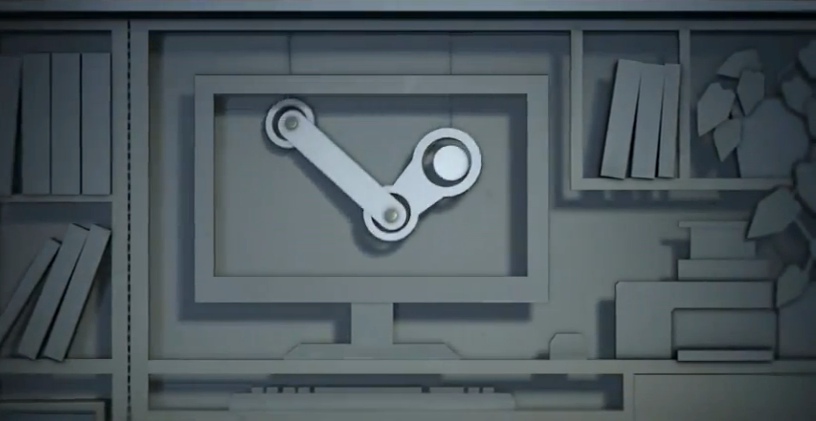 Steam's Big Picture Debut