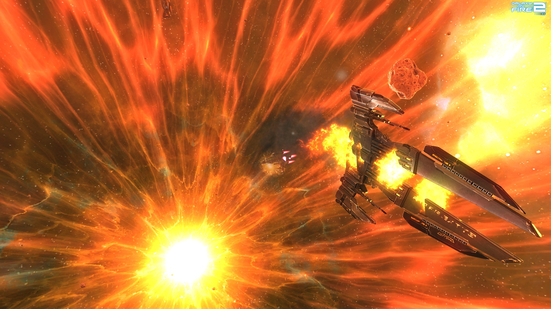 Galaxy on Fire 2 Full HD: Supernova