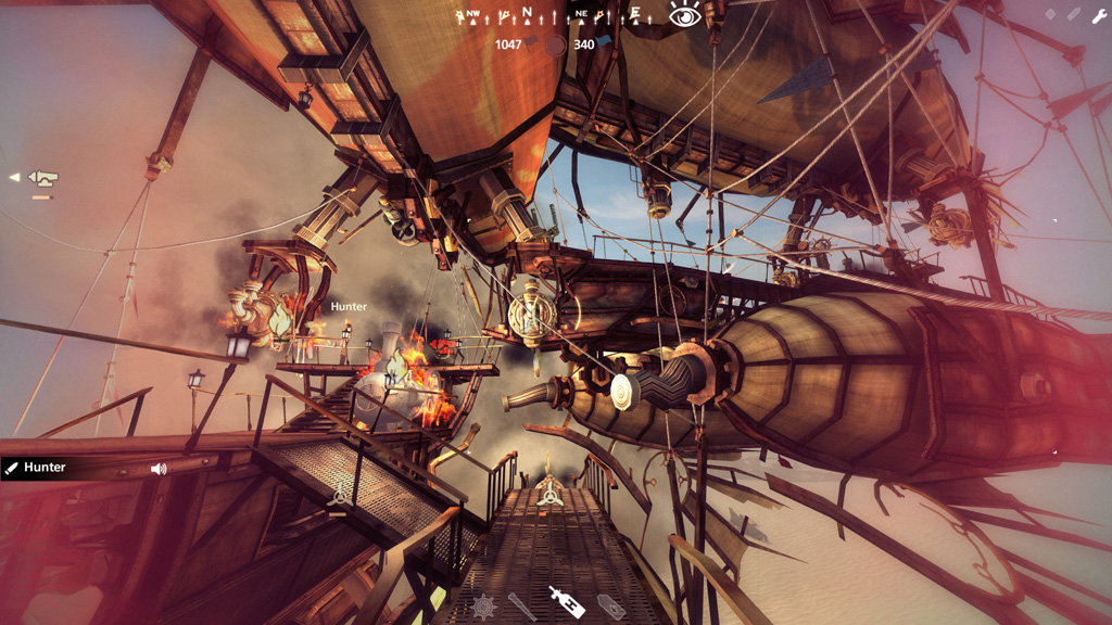 Guns of Icarus Sets Sail