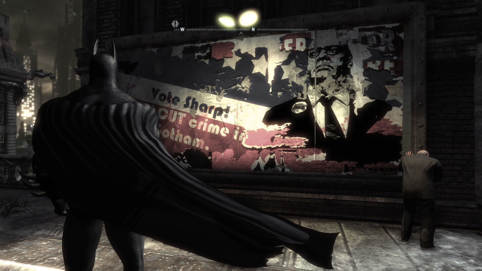 Batman: Arkham City Mac-bound in November