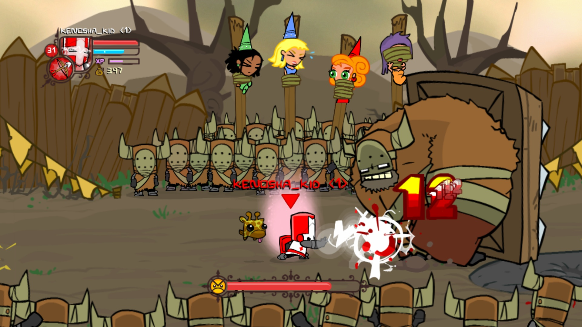 Castle Crashers Review