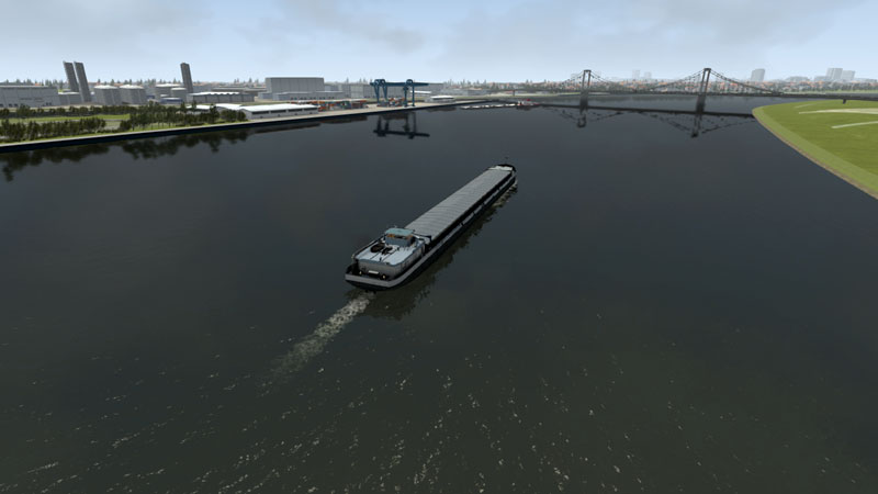 River Simulator 2012 available