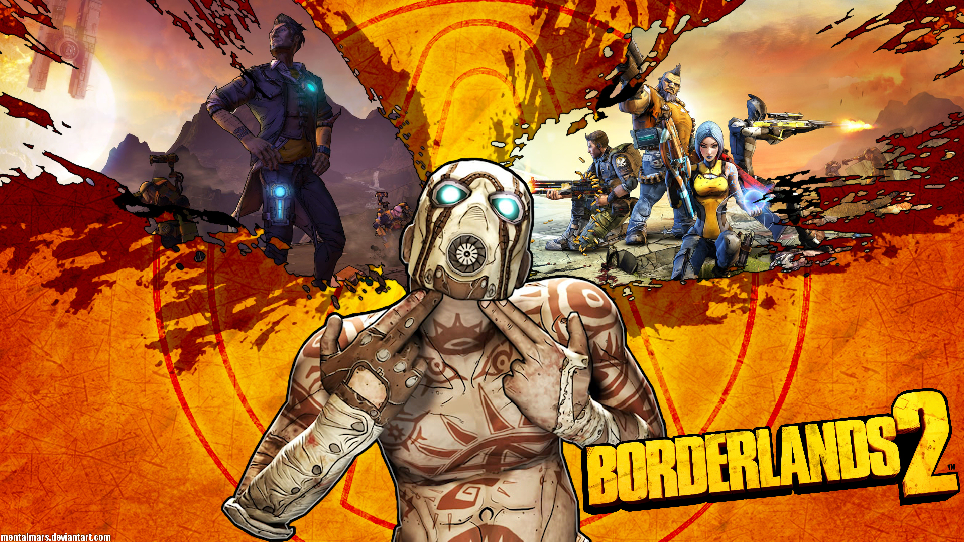 Borderlands 2 For Mac OS X