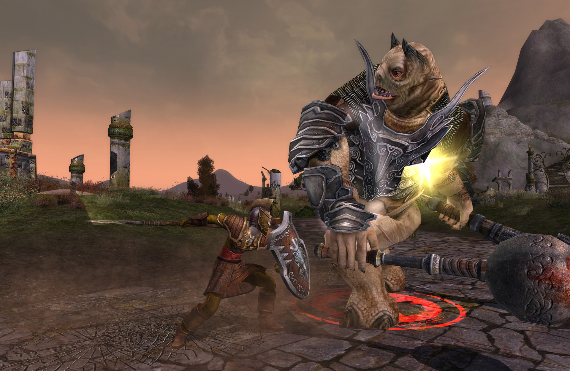 Lord of the Rings Online, On Mac