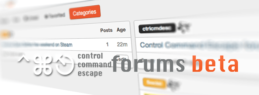 Join us in our new forums