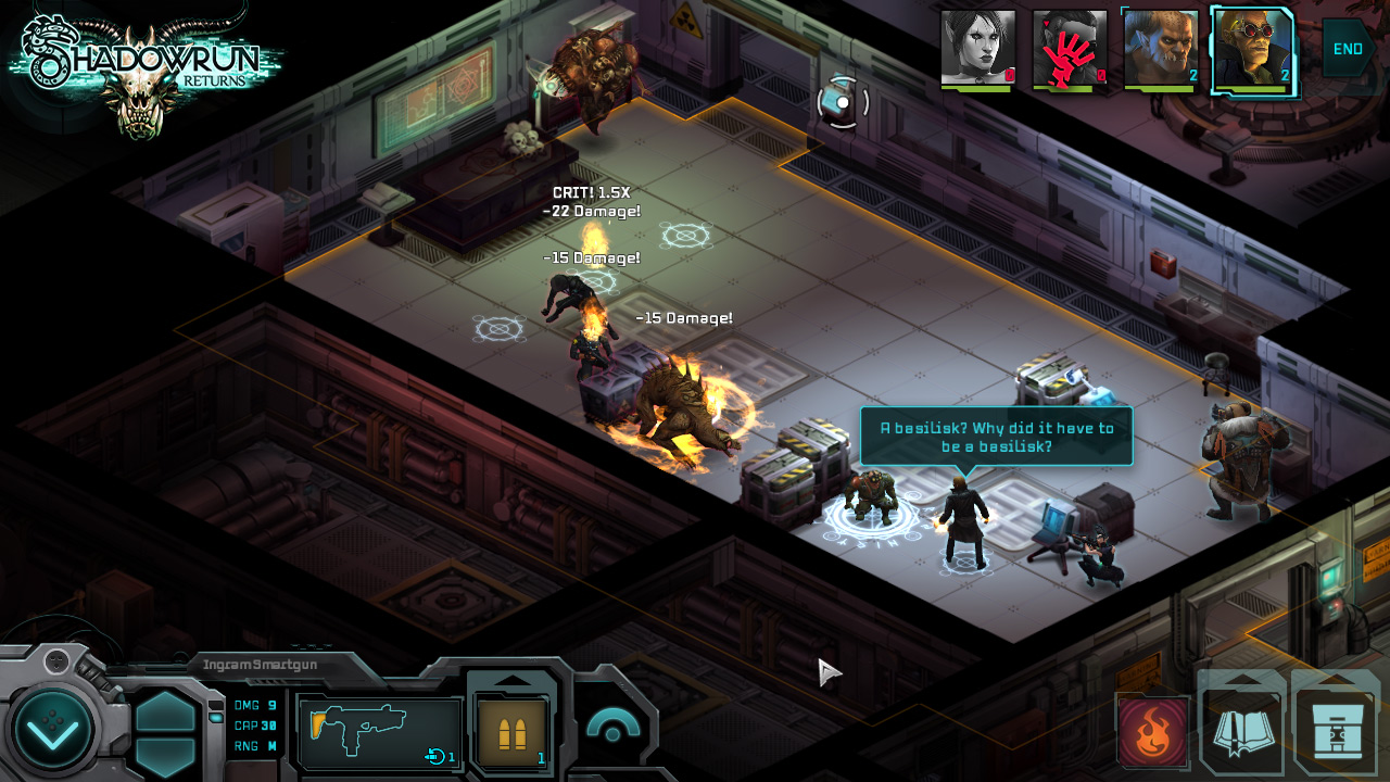 Shadowrun Returns, with a Trailer