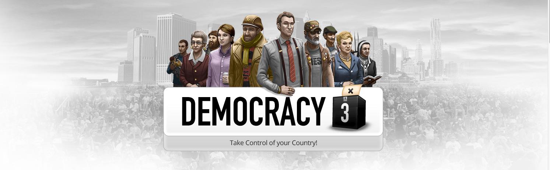 Democracy 3 Gets Democratic