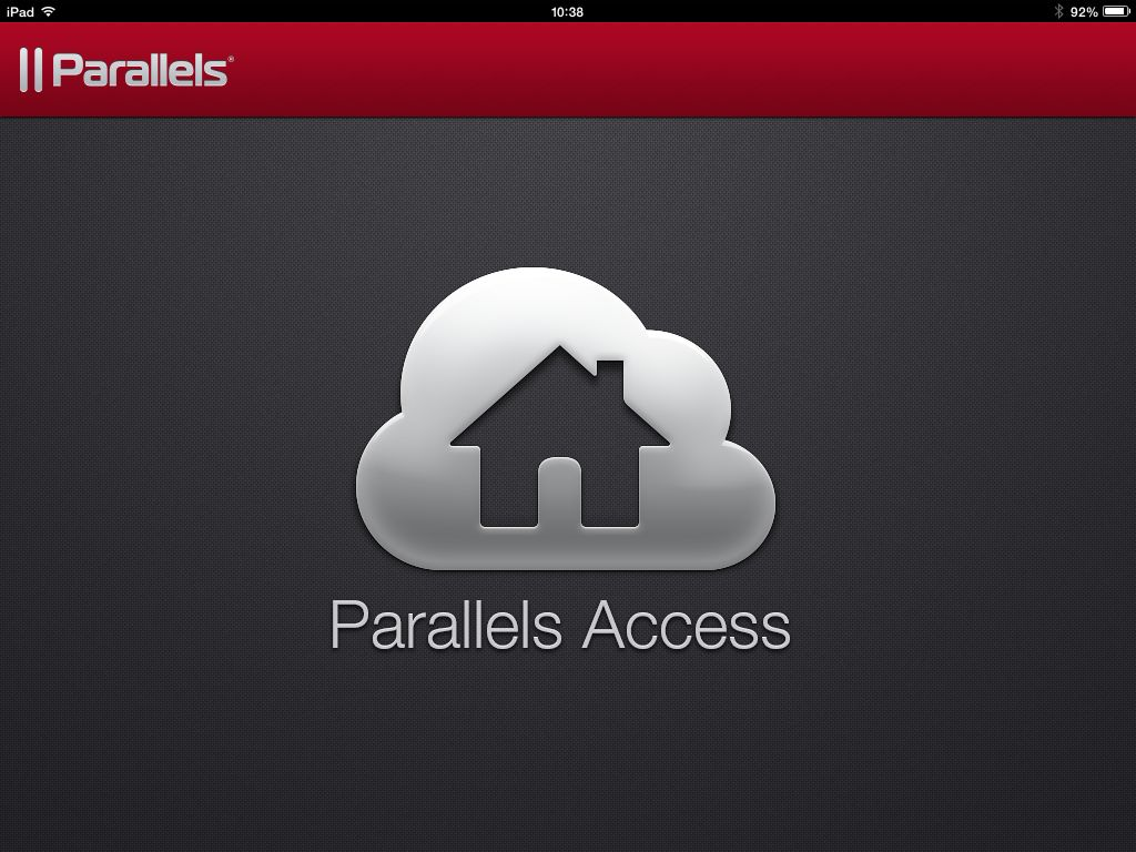 Gaming with Parallels Access
