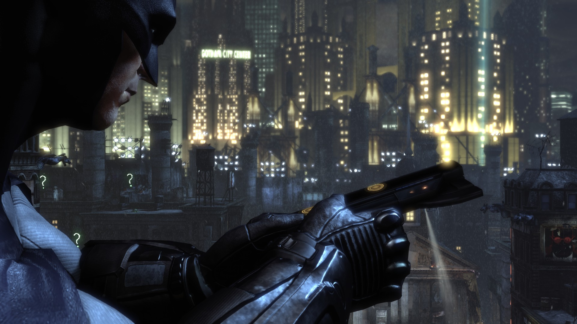 Batman: Arkham City Goes SteamPlay