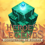 Heroes & Legends: Conquerors of Kolhar for Mac OS X icon