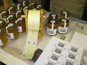Labelling honey