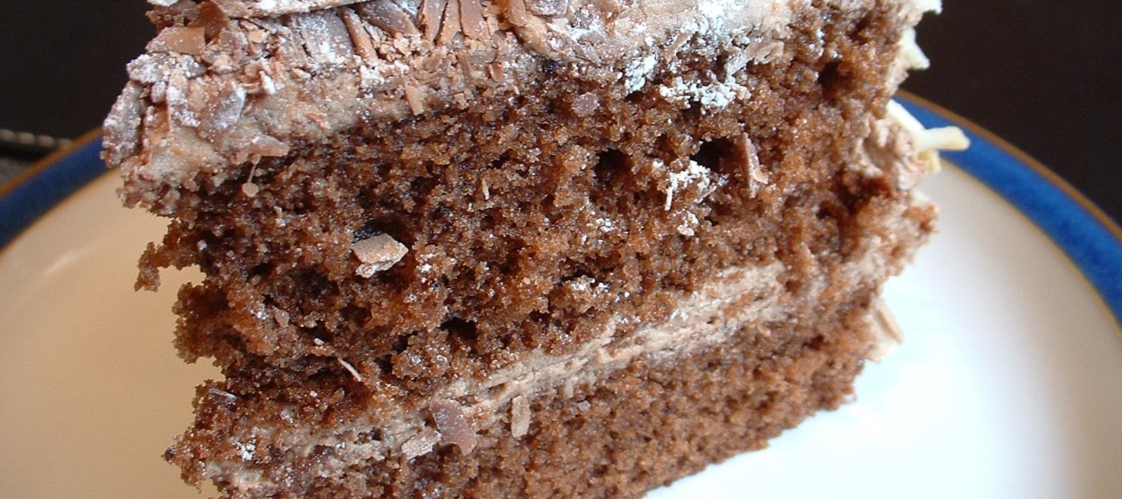 Chocolate cake recipe chocolate sponge cake for Chocolate sponge ingredients