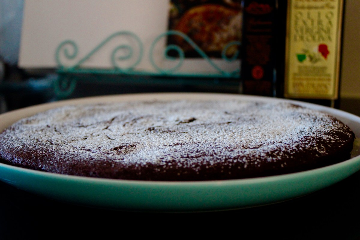 Torta Chocolate (and Tales from Tuscany)