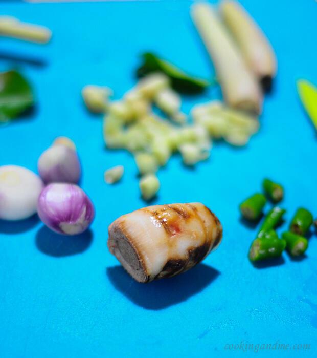 Veg Thai Tom Kha Gai Soup Recipe   Vegan Tom Kha Recipe