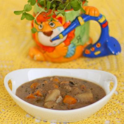 Vegetable Ishtoo Kerala-Style