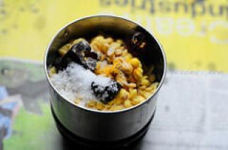 Banana Stem Paruppu Usili Recipe