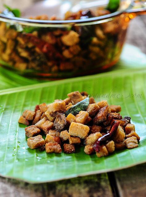 Yam Fry-Yam Fry Recipe-Chena Mezhukkupuratti
