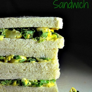 Avocado Egg Salad Sandwich   Egg Sandwich Recipe   Sandwich Recipes