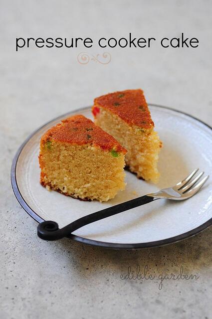 pressure cooker cake-how to make cake in a pressure cooker (no oven cake recipe)