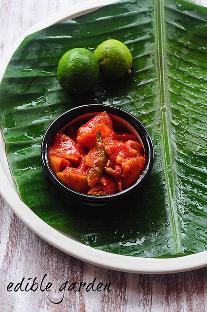 no oil lime pickle recipe